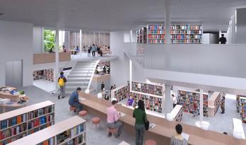 图书馆设计得这么好,不拿来玩手机就可惜了 | 拆解