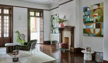 """Objective上海""""COEXIST""""展览,老洋房与艺术的共存共生"""