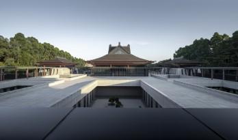 南汉二陵博物馆 / XAA建筑事务所