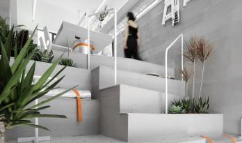 离宅半米办公空间设计,宁波 / 离宅半米0.5m studio