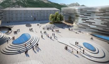 瓦莱达奥斯塔大学新校区,意大利 / MC A 建筑事务所+Pession Studio Associato