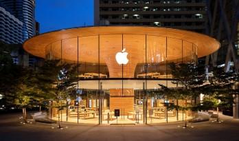 曼谷苹果旗舰店 / 诺曼·福斯特建筑事务所