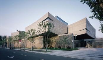 汪曾祺纪念馆文化特色街区 / 同济大学建筑设计研究院