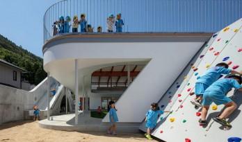 福岛Tesoro幼儿园 / Aisaka Architects