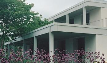 苏黎世葡萄园住宅,伫于世外隐居之境 / Think Architecture
