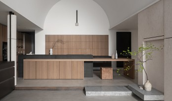 建筑与厨房 / Peng & Partners