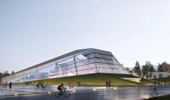 山东大学趵突泉校区体育场改造设计方案 / 天津大学建筑设计研究院设计三院