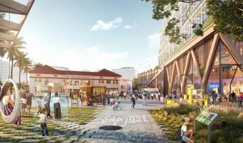 每日资讯 / 谷歌新校园计划;2020欧洲建筑奖公布;MAD云洞图书馆进度