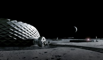 BIG携手ICON构想人类在月球的家园