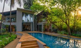 印度自然之家 / SAV Architecture + Design