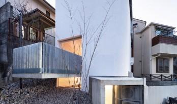 善福寺建筑师自宅 / aoyagi design