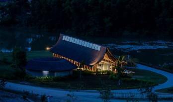 越南 Huong An Vien 游客中心 / 武重义建筑事务所