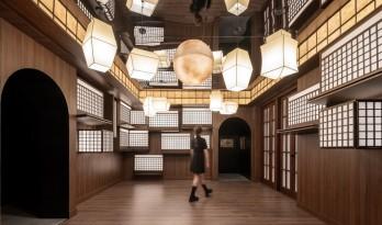 双子座俞挺的两个新作:一座妖的乐园、一个文学爱好者的客厅