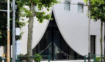 新宿灯塔宅,消弥公共与私密的界线 / YSLA Architects