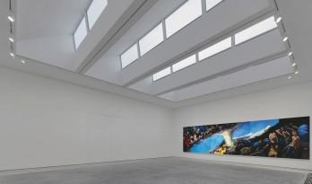 长征空间画廊改造 / 罗德岛建筑设计