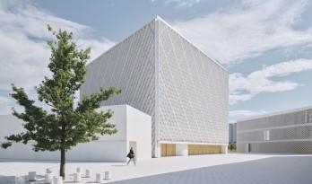 纯净与圣洁:卢布尔雅那伊斯兰宗教与文化中心 / Bevk Perović arhitekti