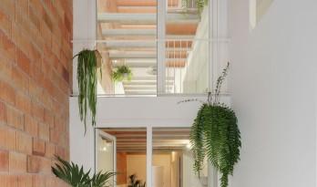 1819 HY住宅,西班牙 / ABrito Architects