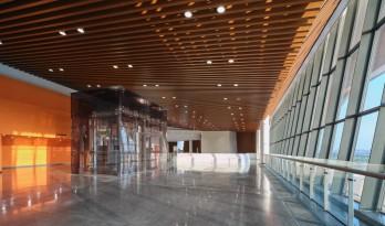 宁波奥林匹克体育中心:运动空间的色彩美学 / CCDI卝智设计