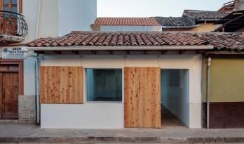 旧建筑新改造 | 厄瓜多尔玻璃餐厅