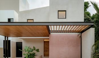 佩斯卡多尔14号住宅,墨西哥 / Franca AdC