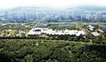 深圳红树林湿地博物馆竞赛入围方案 / 局内建筑+普罗建筑+柏涛景观