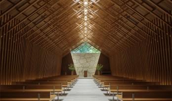 京都威斯汀都酒店小教堂修复 / KATORI archi+design associates