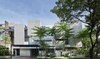 印尼自然采光实验性住宅 / RAD+ar