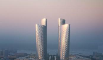 诺曼福斯特新作 | 卡塔尔卢赛尔塔楼