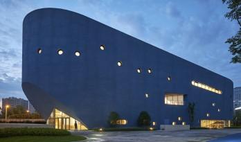 上海平和图书剧场 / OPEN Architecture