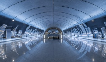 全上海最漂亮的地铁站,你打卡了吗 / Wutopia Lab