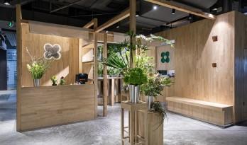 上海FiSN旗舰店:探索未来零售空间新方向 / Metaphysical by Pure
