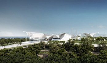 中标方案 - 深圳红树林湿地博物馆项目国际竞赛 / 迹·建筑事务所(TAO)+AECOM