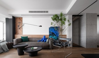 更多坐下来空间的家,宁波 / 0.5m Studio