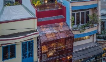 一位女儿送给母亲的温馨居所,亦可三代共居 / AD9 Architects
