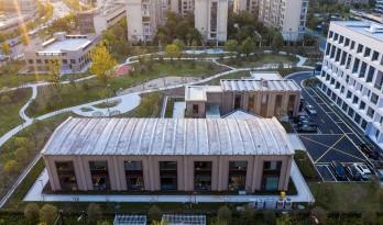 蓝孔雀涅槃 | 杭州化纤厂旧址改造 | 零壹城市建筑事务所