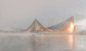 BIG公开深圳歌剧院项目竞赛方案