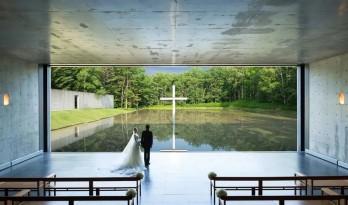 地标性建筑之现代婚礼堂设计