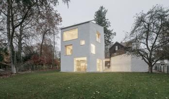 德国林间小屋 Schwab | Architekturbüro Huber