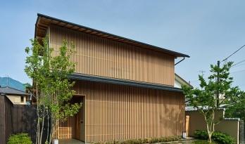 京都圣石之家,日式庭院造景 / 中村拓志 & NAP事务所