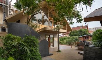 阿瑜陀耶特瓦咖啡馆 / BodinChapa Architects