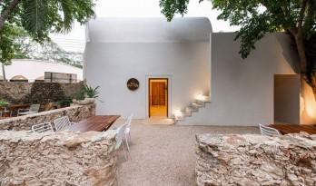 半圆顶改造餐厅Al Modar / TACO taller de arquitectura contextual
