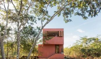 墨西哥纸牌屋/TACO taller de arquitectura contextual