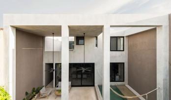 天堂小屋 Empírea House/TACO taller de arquitectura contextual