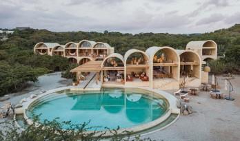 海岸拱顶旅馆/墨西哥Taller de Arquitectura X / Alberto Kalach