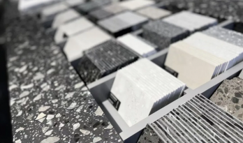 画王大理石x厦门石材展 | 探讨人造大理石N种可能性