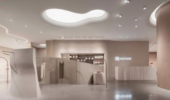表达女性之美的室内设计:NEIWAI旗舰店/Studiolite(SLT)