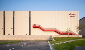 点只汽水咁简单! 维他食品饮料生产中心/ZZT工业建筑