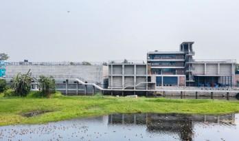 Reefat污水处理厂改建翻新/SILT