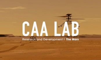 【CAA LAB丨未来人类居所】火星,我们来了!