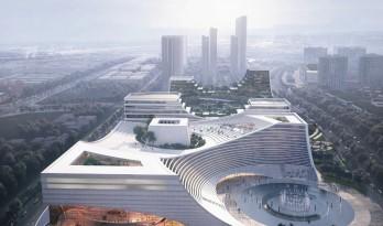 广东顺德大歌剧院/Nordic Office of Architecture
